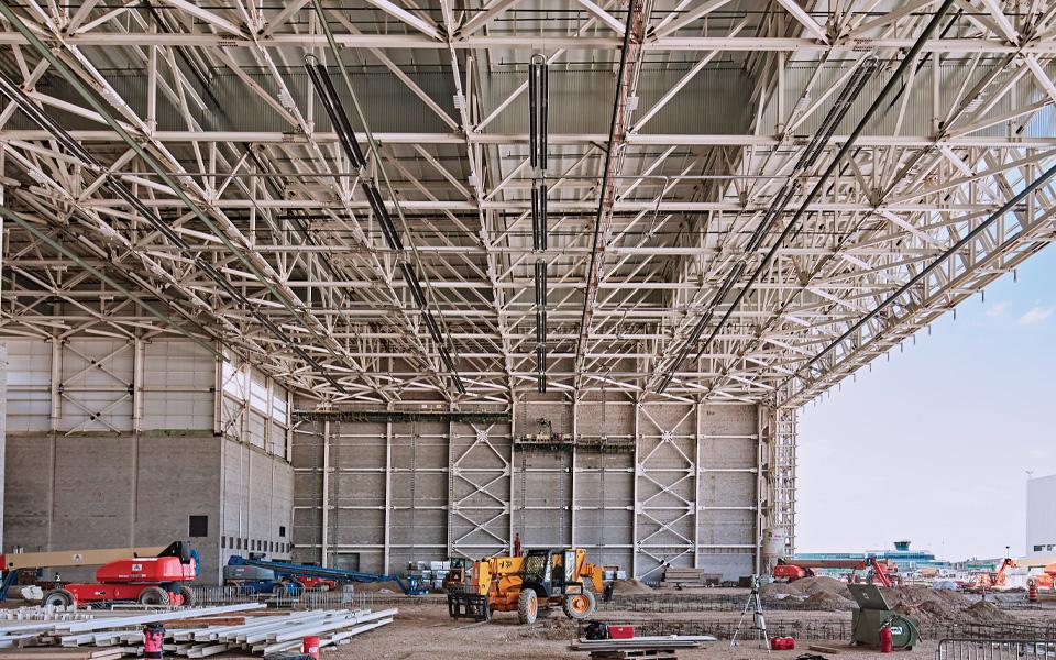 Air Canada Hangar 5 | Ledcor Built | Ledcor Group