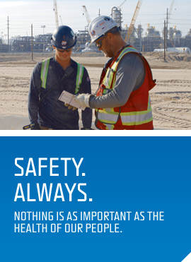 Safety Who We Are Ledcor Group