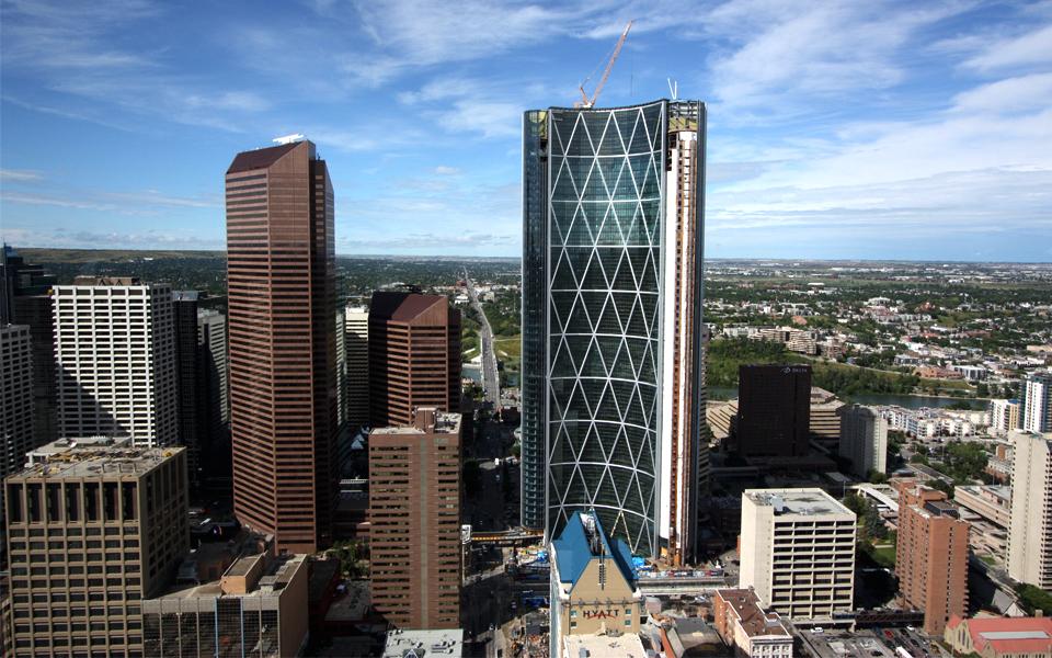 Home Oil Building Calgary