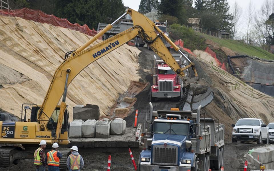Highway Construction & Road Building | Bridge Construction | Ledcor
