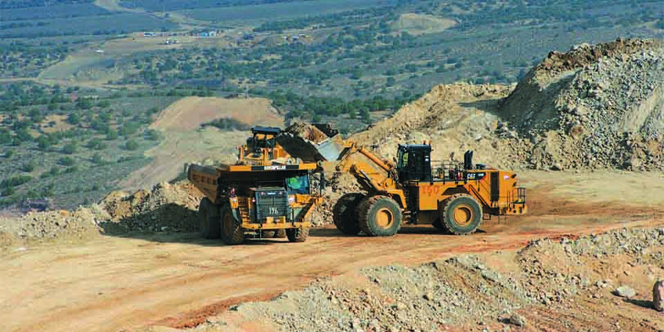 mining construction operations contractor ledcor group
