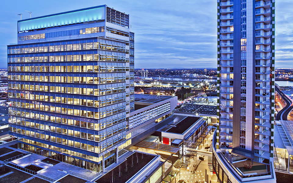 Two Ledcor-Built Canadian Projects Win Global Award from Urban Land Institute